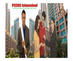 5,7,10 Marla Commercial plots available in PECHS Islamabad