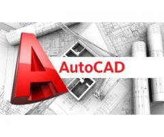 AutoCAD 2D & 3D Classes in Faisalabad & Okara