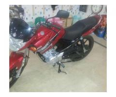 Yamaha YBR Model 2016 Just Tow Week Used for Sale in Mirpur