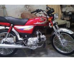Honda Cd 70 Model 2015 Almost New For Sale In Sargodha