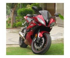 Yamaha Sport Bike R6 Model 2011 Red color For Sale in Islamabad