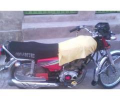 Honda 125 Model 2013 Original Spare Parts For Sale in  Safdarabad