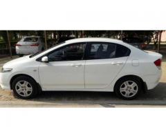 Honda City Model 2011 White Color For Sale in Mirpur
