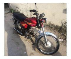 Hero Bike Like Honda Cd 70 Model 2010 For Sale in Islamabad