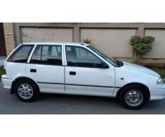 Suzuki Cultus Model 2003 Original Engine For Sale in Lahore