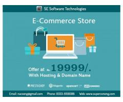 E-commerce Web Design Rs. 19999/-