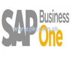 SAP Business One ERP (Construction Co.) Training in Lahore