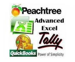 PEACHTREE, TALLY, QUICKBOOKS TRAINING IN LAHORE for Dubai & UAE