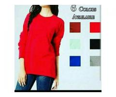Beautiful Tshirt for Girls with Cash on Delivery