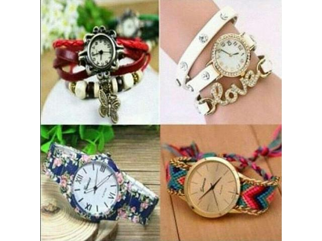 Discount offer Pack of Four Watches for Sale with Delivery