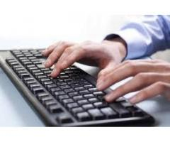 Urdu Typist Required For Data Entry Our Office In Lahore