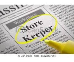 Store Keepers Staff Required Good Opportunity - Lahore