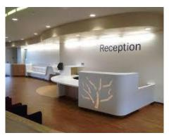 Female Receptionist Required For Coaching Center In Karachi