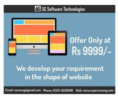 Amazing Web Sites (Rs.9999) Affordable Prices | Free Consulting