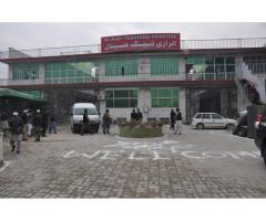 Medical Jobs Available In Al-Razi Teaching Hospital Peshawar