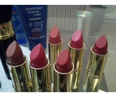 Giordani Gold Lipsticks with Deliver all over Pakistan