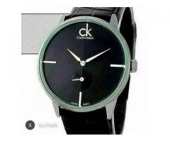CK Watch In Black color Good Quality Cash on Delivery