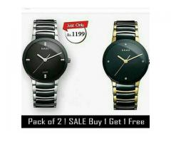 Pack Of Two Rado Watches In Just 1199 Get On your Doostep