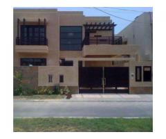 10 Marla Newly Constructed House for Rent In DHA Phase 4 Karachi