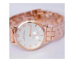Marc Jacobs Watch Very Beautiful Home Delivery Available