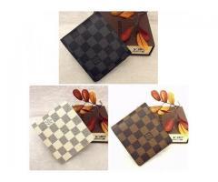 Louis Vinton Wallet 3 Colors Available With Original Box For Sale