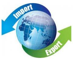 Import and Export Manager Required For Our Agency Sialkot