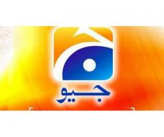 Geo TV Required Male, Female and Kids for Drama Mor Mehel Lahore