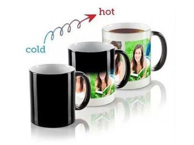 Magic Mug With Printed Pictures for Sale Cash On Delivery