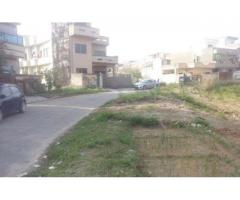 Level Plot Size 277.78 Sq Yards For Sale Good Location Islamabad