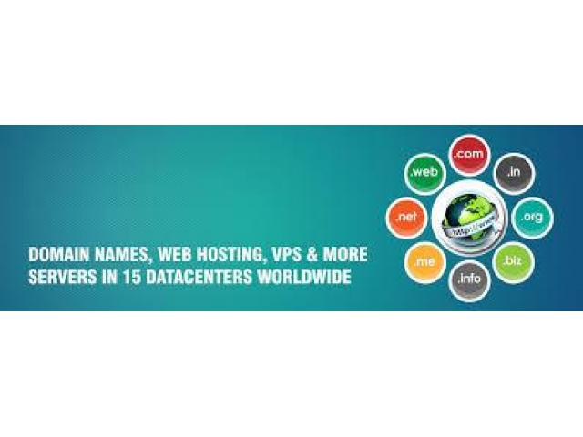 Web Hosting and Developing Services Low Rates In Faisalabad