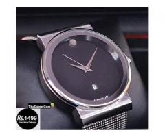 Movado Watch Adjustable On Wrist For Sale Cash On Delivery