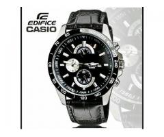 Casio Edifice Watch new Designs Silver Color Cash On Delivery