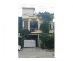 5 Marla Double Story House For Sale In Joher Town Lahore