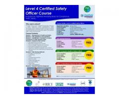 Safety Officer Courses General Certification Classes in Lahore