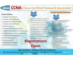 CNCA and CCNP Certification Training Classes In Islamabad