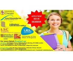 Study In UK,Canada,USA,Australia and Other Countries -Karachi