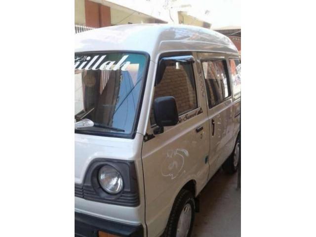 Suzuki Bolan VXR AC Installed Model 2007 For Sale In Rawalpindi