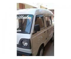 Suzuki Bolan VXR AC Installed Model 2007 For Sale In Rawalpindi