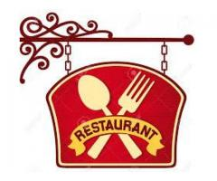 Fast Food Restaurant Required Riders and Male and female Staff
