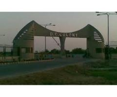 DC Colony Gujranwala 5,10,20 Marla Plots , Payments Plans