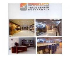 Saremco Trade Center Offices And Shops On Installments Gujranwala