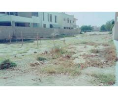 Plot For Sale Size 550 Square Yards In Malir Cantt Phase I Karachi