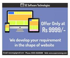 Web Design Agency Multan | Websites starting from Rs.9999 | Est. 2007