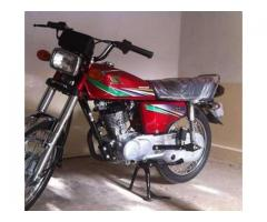 Honda Cg 125 Almost new Bike Model 2013 for Sale In Quetta
