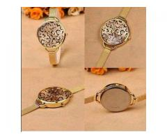 Cheetah Print Watch for her Home Delivery Available In Pakistan