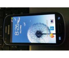 Samsung Galaxy S3 Mini In Excellent Condition For Sale In Karachi