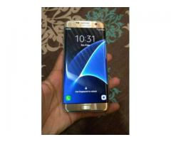 Samsung Galaxy S7 Edge Excellent Condition For Sale in Islamabad