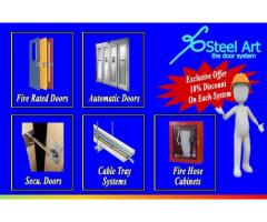 Steel Art - The Door System