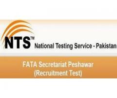 Deputy Director And Technician Required Fata Secretariat Peshawar