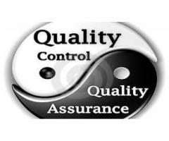 Walk In Interview As Quality Control officer For Company Abbottabad